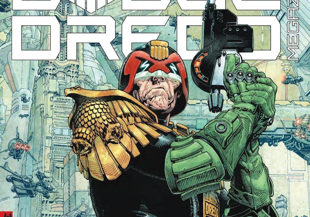 Judge Dredd Megazine 423 Featured