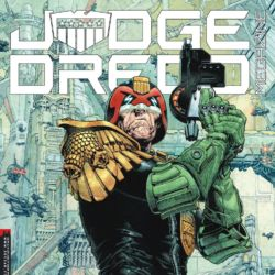 Judge Dredd Megazine 423 Featured