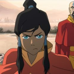 Legend of Korra 1.02 A Leaf in the Wind