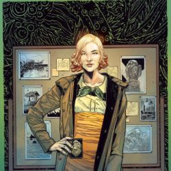 Miskatonic issue 1 cover featured