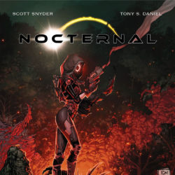 Nocternal issue 1 featured