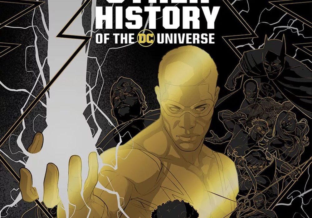 Other History of the DC Universe 1 Featured
