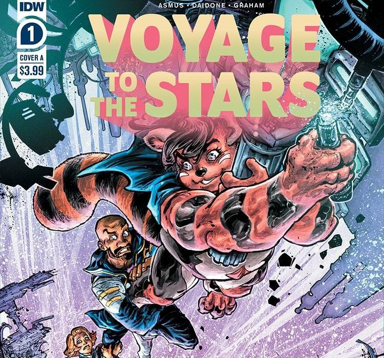 Voyage to the Stars #1 featured