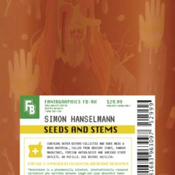 Seeds and Stems by Simon Hanselmann