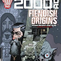 2000 AD Prog 2021 Featured
