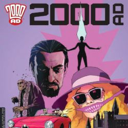 2000 AD Prog 2197 Featured
