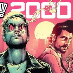 2000 AD Prog 2198 Featured