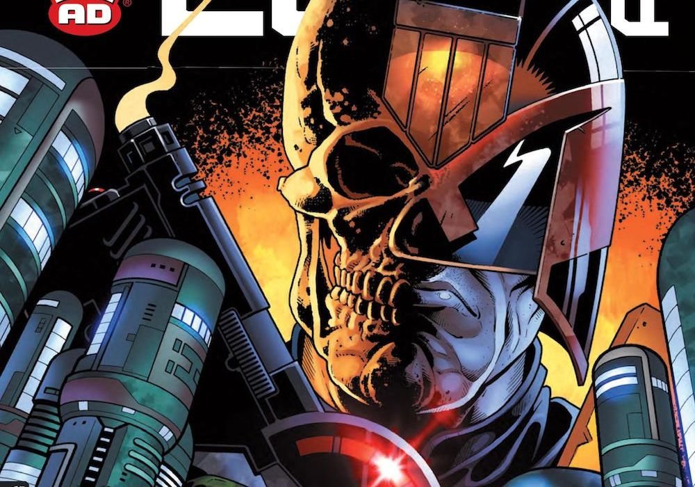 2000 AD Prog 2199 Featured