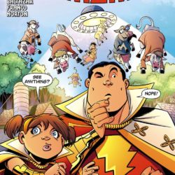 Billy Batson and the Magic of Shazam 17 Featured