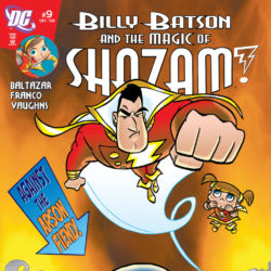 Billy Batson and the Magic of Shazam 9 Featured