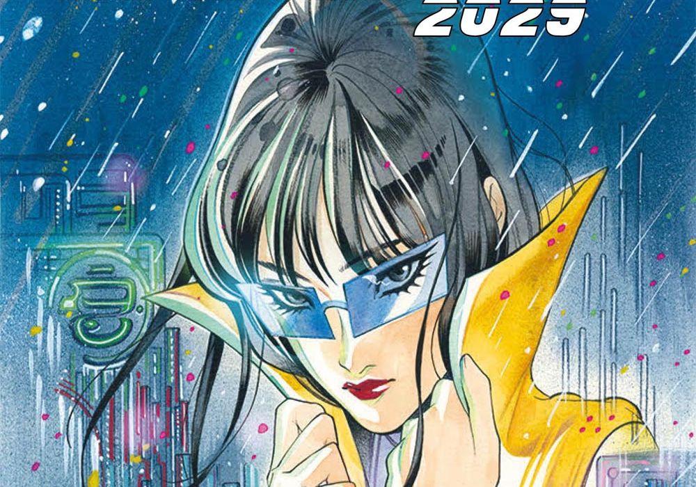 Blade Runner 2029 issue 1 featured