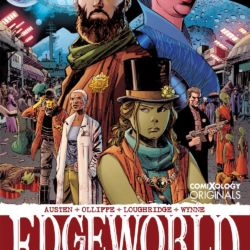 Edgeworld issue 1 cover featured