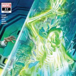 Immortal Hulk issue 37 featured