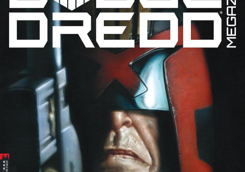Judge Dredd Megazine 424 Featured