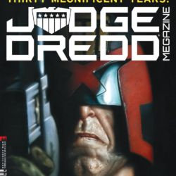 Judge Dredd Megazine 424 Featured