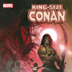 King Size Conan featured