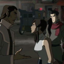 Legend of Korra 1.08 When Extremes Meet
