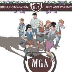 Morning Glories Academy Featured