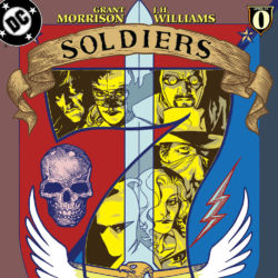 Seven Soldiers Featured