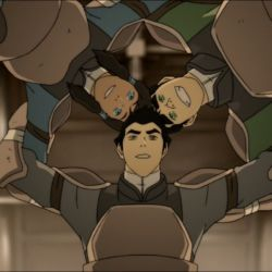 The Legend of Korra 1.05 The Spirit of Competition