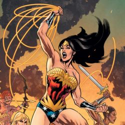 Wonder Woman Earth One Vol 3 featured