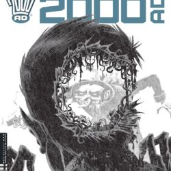 2000 AD Prog 2204 Featured
