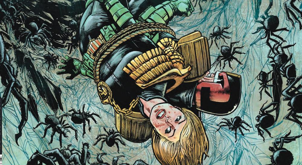 2000 AD Prog 2205 Featured