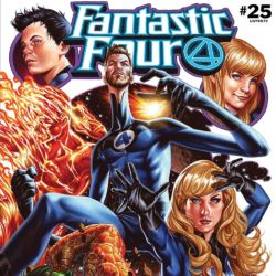 Fantastic Four 2020 issue 25 featured