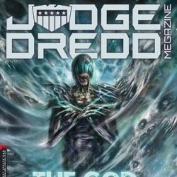 Judge Dredd Megazine 425 Featured