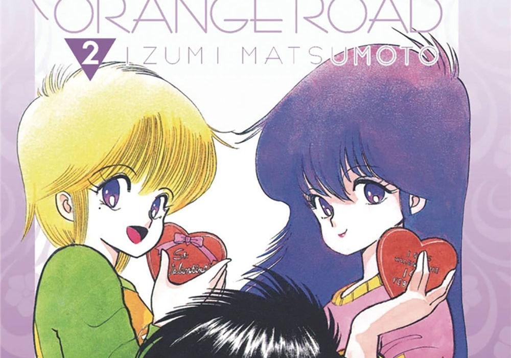 Kimagure Orange Road Vol 2 featured