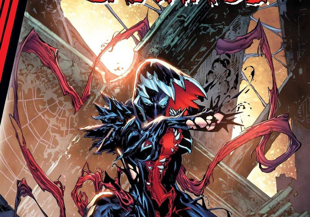 King in Black Gwenom vs Carnage 1 Featured