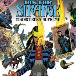 Kushula Doctor Strange and the Sorcerors Supreme
