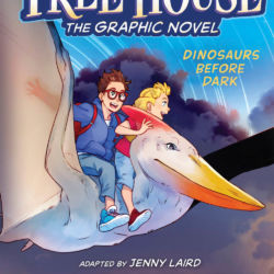 Magic Tree House The Graphic Novel Dinosaurs Before Dark featured