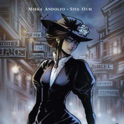 Mirka Andolfo Merciless teaser