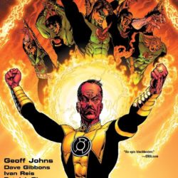 Sinestro Corps War Vol 1 Featured
