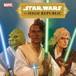 Star Wars the High Republic #1 featured