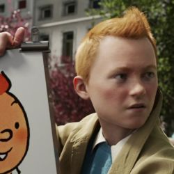 The Adventures of Tintin 2011 movie Secret of the Unicorn spielberg jackson moffatt wright featured