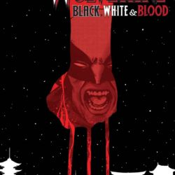 Wolverine Black White Blood 3 featured