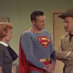 Adventures of Superman Superman Silver Mine