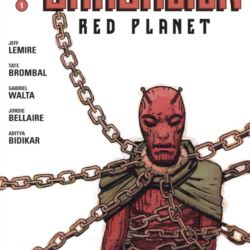 Barbalien: Red Planet #1 Featured