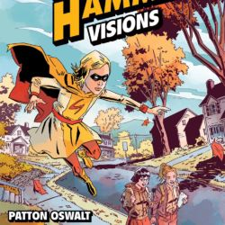 Black Hammer Visions issue 1 featured