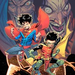 Challenger Super Sons 1 Featured