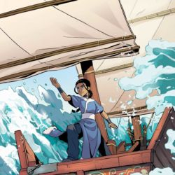 Feature: Avatar: The Last Airbender—Katara and the Pirate's Silver