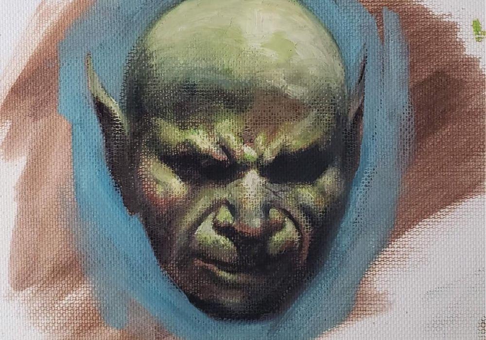 John Buscema Art Featured