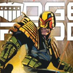 Judge Dredd Megazine 426 Featured