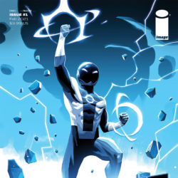 Radiant Black issue 1 featured
