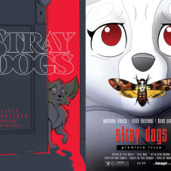 Stray Dogs issue 1 featured