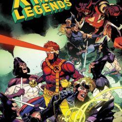 X-Men Legends #1 featured