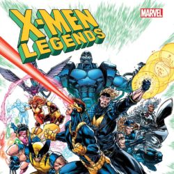 X-Men Legends issue 1 featured