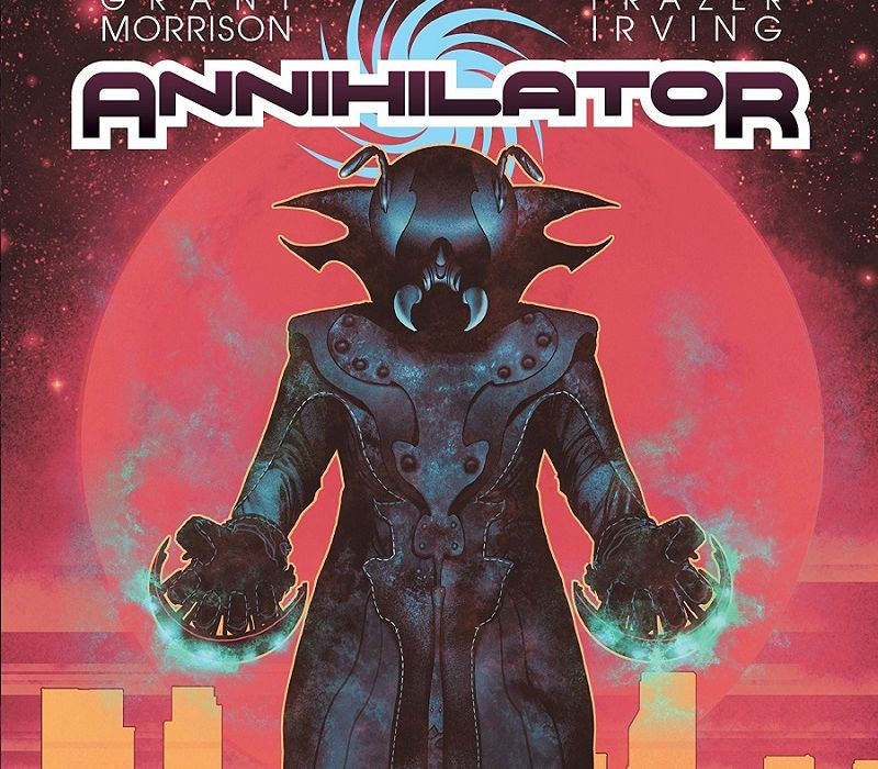 Annihilator TPB by Frazier Irving
